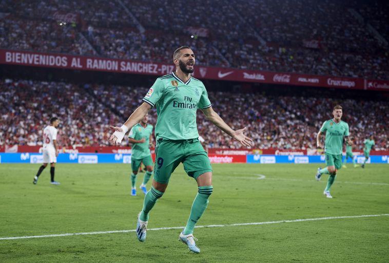 הצרפתי עם שער ניצחון חשוב עבור קבוצתו (Aitor Alcalde/Getty Images)