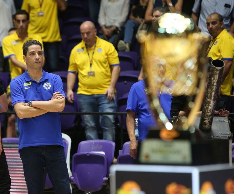 יאניס ספרופולוס הפסיד את התואר הראשון של העונה (אודי ציטיאט)