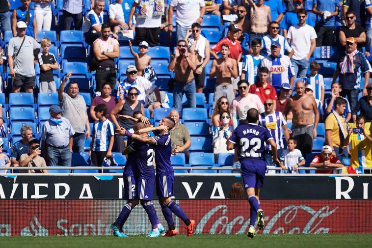 ניצחון חשוב של ויאדוליד בברצלונה (Alex Caparros/Getty Images)