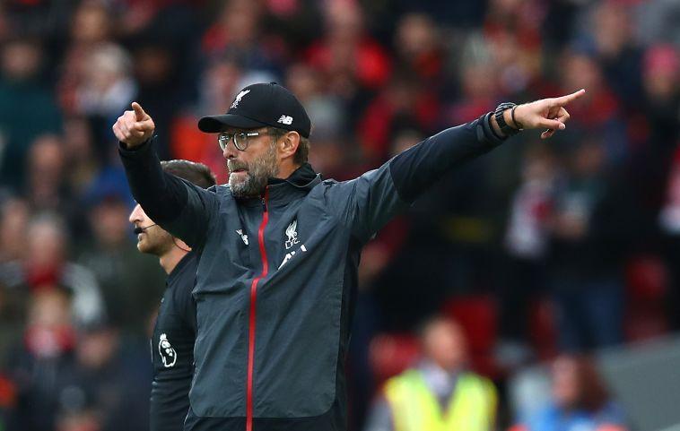 ניצחון 17 ברציפות בליגה. יורגן קלופ (Clive Brunskill/Getty Images)