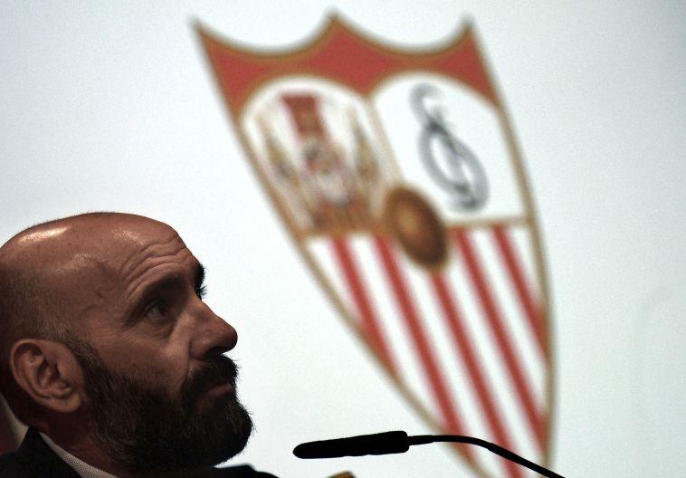 """מונצ'י. """"דאבור יקבל את ההזדמנות גם בליגה"""" (CRISTINA QUICLER/AFP/Getty Images)"""