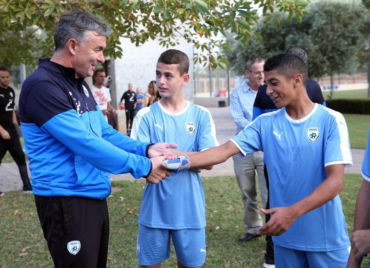 צילום: ההתאחדות לכדורגל)
