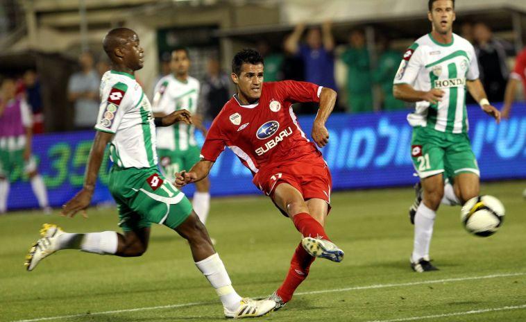 מהראן לאלא כובש נגד מכבי חיפה בעונת הקיזוז. איכות מול יעילות (דני מרון)