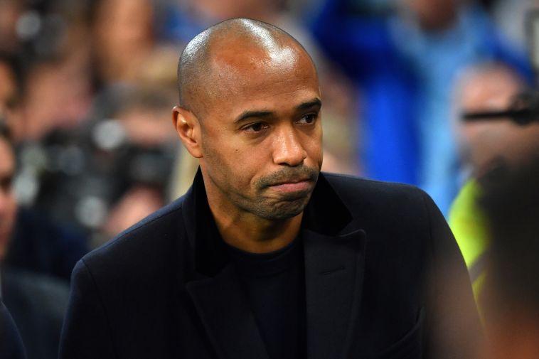 הנרי. עשוי היה לאמן את ברצלונה העונה (PAUL ELLIS/AFP via Getty Images)