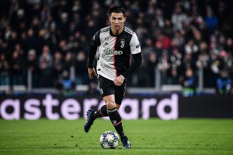 """רונאלדו. """"אני תמיד משחק במטרה לנצח"""" (MARCO BERTORELLO/AFP via Getty Images)"""