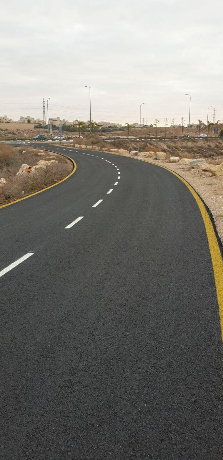 כביש הגישה החדש לטרנר (עיריית באר שבע)
