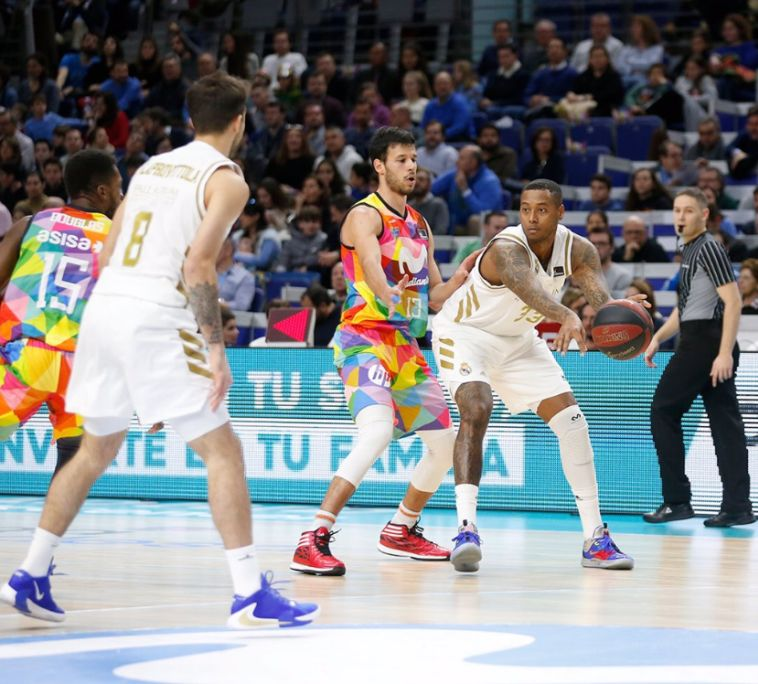 הכדורסל הספרדי קרוב לחזרה (ריאל מדריד בטוויטר)