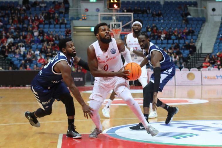 שלווין מאק. בכורה מוצלחת בליגת האלופות (FIBA)