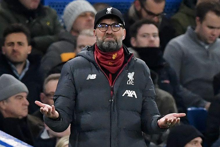 יורגן קלופ. כיצד יגיבו בליברפול לדבריו של ספרין? (DANIEL LEAL-OLIVAS/AFP via Getty Images)