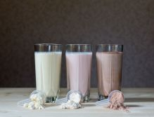שייק חלבון