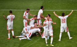 נבחרת סרביה