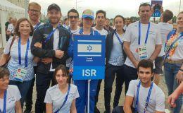 ספורטאי ישראל במינסק