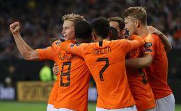 הולנד חוגגת בהמבורג